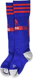 adidas Boys' Marvel Avengers Socks, Collegiate Royal/Hi-Res Blue/Vivid Red(Blue), 3436(Not Applicable)