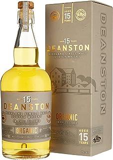 Deanston 15 Jahre - Organic in Geschenkverpackung - Single Malt Whisky 1 x 0.7 l