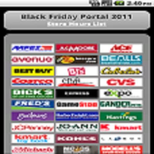 Black Friday Portal 2011