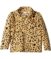 mini rodini - Fleece Spot Jacket (Infant/Toddler/Little Kids/Big Kids)