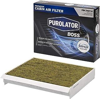 Purolator PBC38214 PurolatorBOSS Premium Cabin Air Filter with Febreze Freshness fits Select Ford and Lincoln
