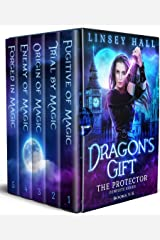 Dragon's Gift: The Protector Complete Series: Books 1 - 5 (English Edition) Format Kindle