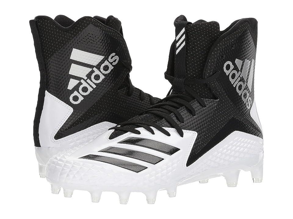adidas Freak x Carbon High (Footwear White/Core Black/Core Black) Men