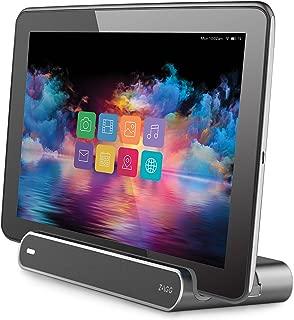 ZAGG ZGUCCH-WHE ZAGG 电源工作站 USB-C 桌面底座适用于Samsung Galaxy Tab Pro S 银色/煤黑色
