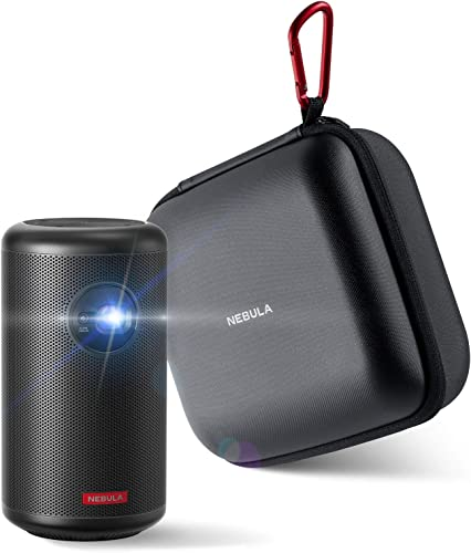 2021 Anker high quality Nebula Capsule Max with Premium wholesale Protection Projector Travel Case sale