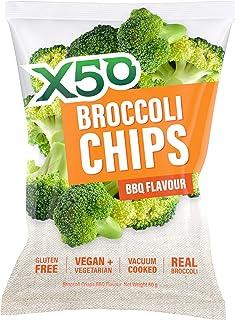 X50 Broccoli Chips BBQ 60g