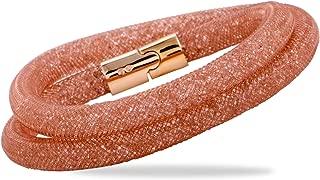 Stardust Pink Double Wrap Bracelet 5089853