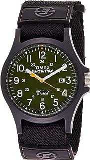 Timex Mens Quartz Watch, Analog Display And Textile Strap - TW4B00100