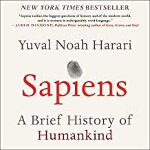 Sapiens: مختصری از تاریخ بشر