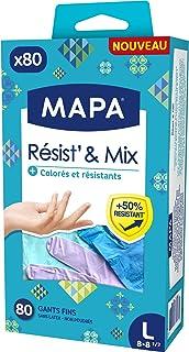 Mapa Resist And Mix T8 X80 - Guantes hidratantes (2 unidades