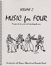 Best 4 violin quartet sheet music Reviews
