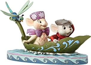 Jim Shore Disney Traditions by Enesco Bernard and Bianca with Evinrude 40th Anniversary Figurine