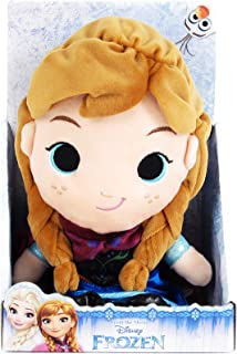 Disney Plush Cute Face Frozen Anna 10In , PDP1601172