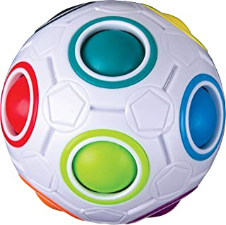 colour puzzle ball