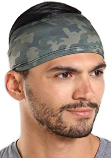mens camo headband