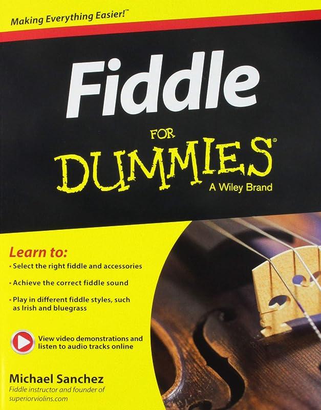 端末掻く改革Fiddle For Dummies, Book + Online Video and Audio Instruction