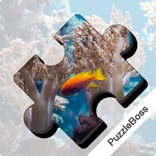 Jigsaw Puzzles: Aquarium