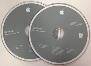 Apple Macbook Os X Install Dvds 10.6.4 Snow Leopard Recovery Discs