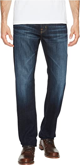 Graduate Tailored Leg Denim in Robinson