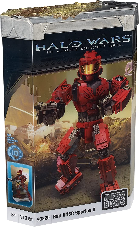 Mega Bloks 96820 - Halo Wars rot UNSC Spartan II