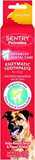 Sergeant's Petrodex Enzymatic Toothpaste for Dogs - Poultry Flavor, 2.5-Ounce, Pack of 1