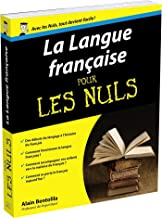 Livres La Langue française pour les Nuls PDF