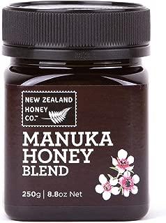New Zealand Honey Co. Raw Manuka Honey Blend | 8.8oz / 250g