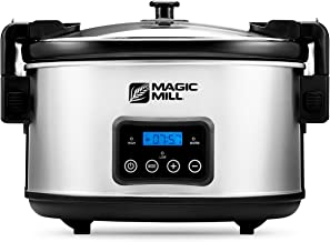 magic mill slow cooker 9 qt