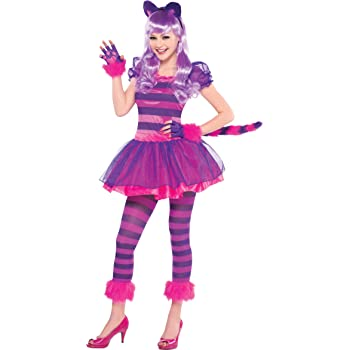 Amscan International - Disfraz de gato para niñas, 10-12 años ...