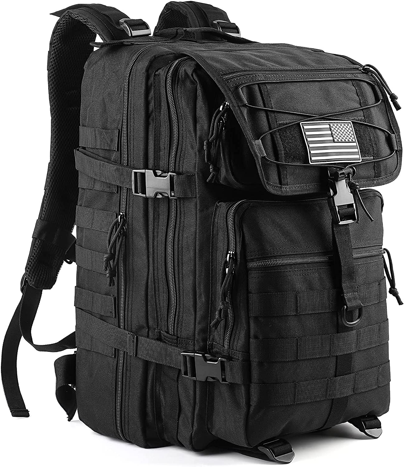 45L Molle Army Military Tactical Backpack Cash special price P Waterproof - Japan's largest assortment Assault