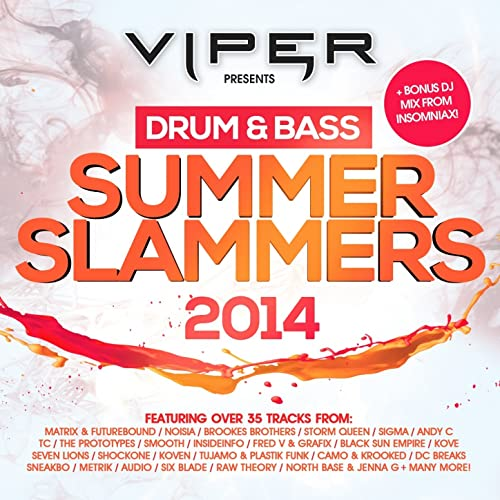 Drum & Bass Summer Slammers 2014 (Viper Presents) by Various