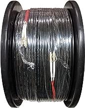 RiteAV - Direct Burial/Outdoor LC-LC 2-Strand Fiber Optic Cable - Multimode (50/125) - 250M (820ft)