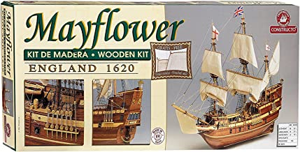 Jumbo Constructo Mayflower 1:65 Scale Model Ship