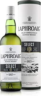 Laphroaig Select Single Malt Whisky Escoces Ahumado, 40%, 700 ml