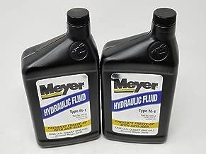 Meyer 2 Pack Genuine Hydraulic Fluid 15487 15134