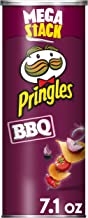 Pringles, Potato Crisps Chips, BBQ Flavored, Mega Stack, 7.1oz Can