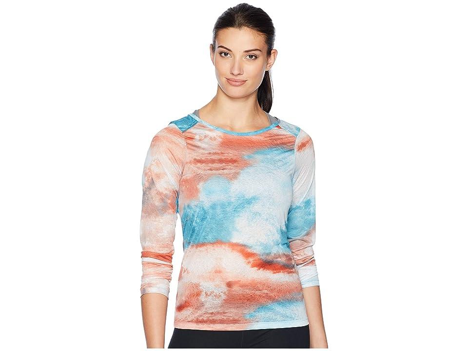 Stonewear Designs Breeze Top (Sunrise) Women's T Shirt