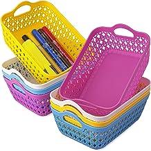 ELIFANA Small Plastic Basket