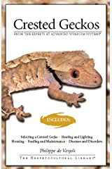 Crested Geckos: From the Experts at Advanced Vivarium Systems Kindle Edition