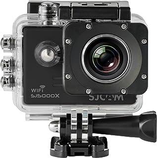 国内正規品】SJCAM ウェアラブルカメラ SJ5000X Elite ブラック 【PSEマーク取得・国内保証1年】