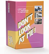 DSS Games Don't Look at Me! A Party Game with Your Photos and Our Captions