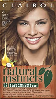 Clairol Natural Instincts 9g Dark Golden Blonde 1 Kit