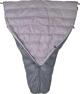 comprar comparacion Paria Outdoor Products Saco para Dormir Thermodown, 15 Grados - Clima frío Ultraligero, Colcha de 3 Estaciones campamentos...