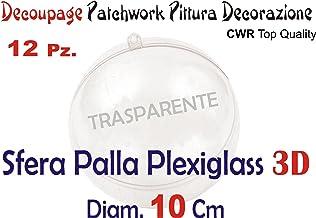 Irpot 12 X Sfera apribile in plexiglass sagoma Topolino 872x032