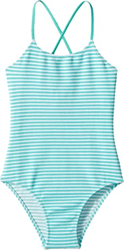 Terry Raye One-Piece Swimsuit (Toddler/Little Kids/Big Kids)