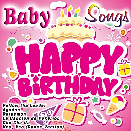 Baby Songs: Happy Birthday by Various artists on Amazon ...