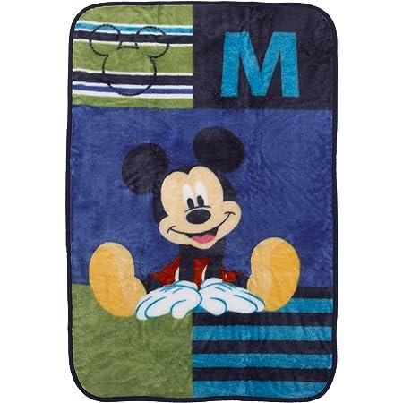 mickey magic blue fleece Blankets Throws quilt fuzzy blanket 150x120cm new