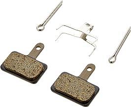 SHIMANO B01S Resin Disc Brake Pad & Spring, 3rd Version of B01S pad