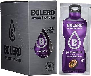 comprar comparacion Bolero Bebida Instantánea sin Azúcar, Sabor Maracuyá - Paquete de 24 x 9 gr - Total: 216 gr