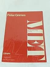 Best libretto peter grimes Reviews